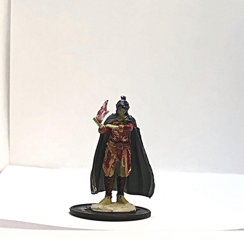 Elf Warlock