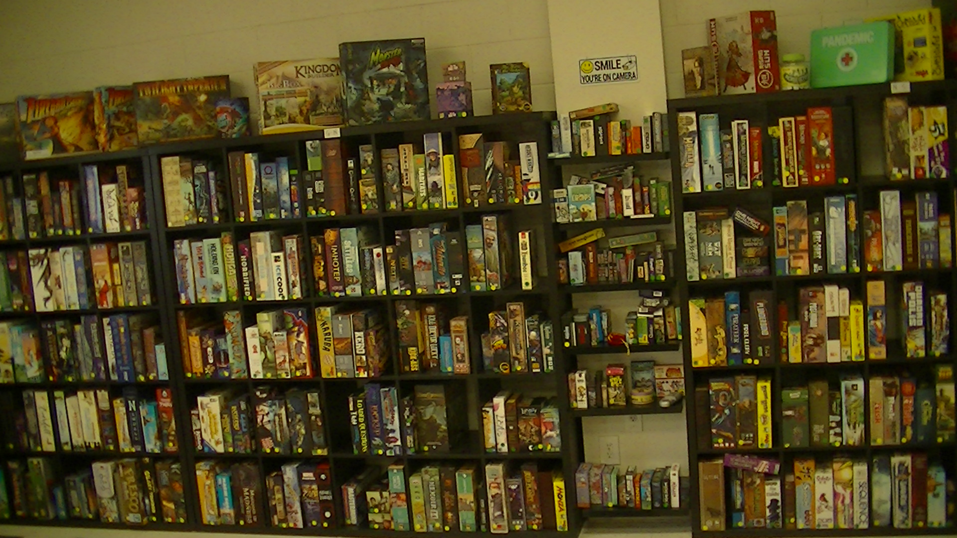 Board Game Library