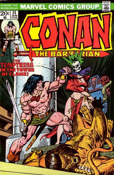 Conan the Barbarian Comic