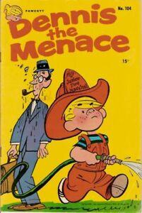 dennis the menace comic