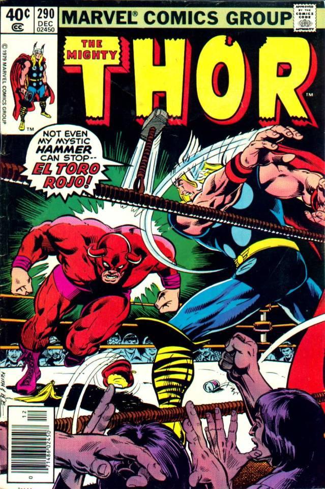 Thor comic