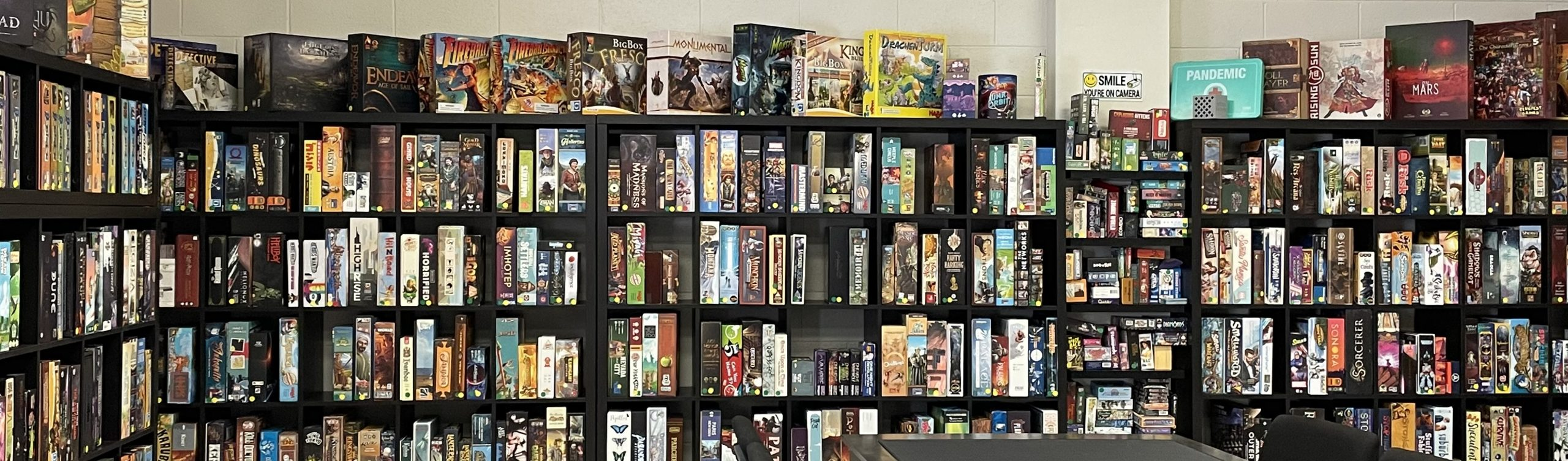 Boardgame Library